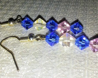 Blue Gaze Earrings