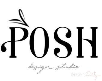 Premade Logo/Branding/Boutique Logo
