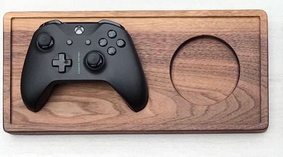 Controller Coaster with Optional Insert (XBox One or PS4)