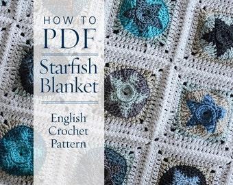 basic granny square pattern pdf