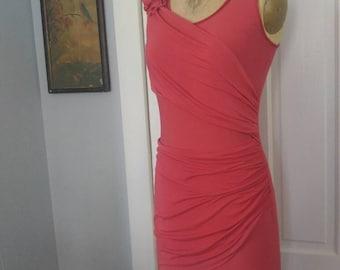 Organic Bamboo Draped Dress
