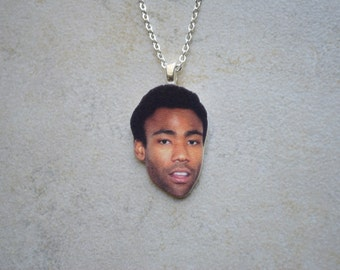 Donald Glover Necklace/Pendant/Choker
