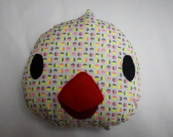 Chick, Toy, Ball fabric
