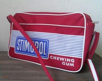 Retro STIMOROL chewing gum bag