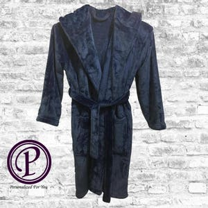Heart Monogram Robes for the Bridal Party
