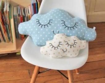 Sleepy Cloud Pillow