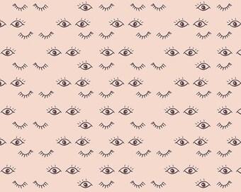 Organic - Meadow Dreams Lace - HELLO, OLLIE by Bonnie Christine - Art Gallery Fabrics  -  Organic Cotton -  HOL 46651