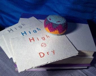 Rocky Mountain High blank card