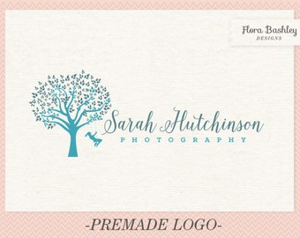 Tree Logo Design and Watermark - Premade  FB157
