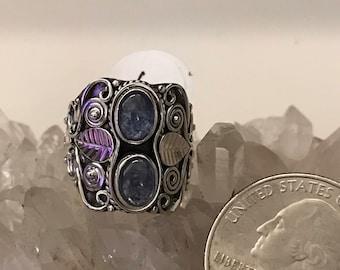 Kyanite Ring Size 6
