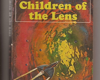Pyramid, E.E. Doc Smith: Children of the Lens 1966