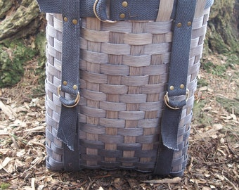 Gray Ombre Pack Basket