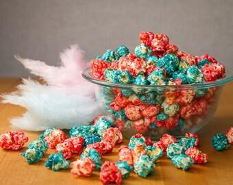 Cotton Candy Gourmet Popcorn