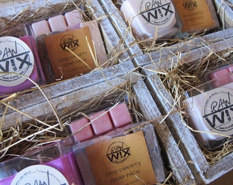 Raw Wix Rustic & Luxury Gift Pack