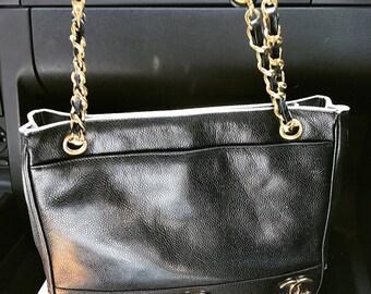 chanel vintage 90s purse