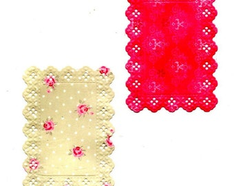 252 - Set of ornaments for your cards or scrapbooking
