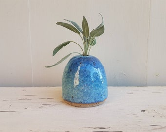 Ocean drop bud vase