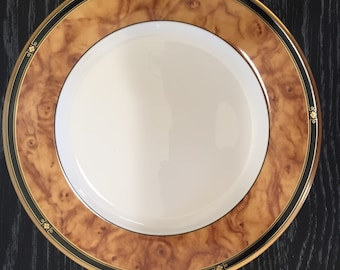 """Noritake  CABOT Dinner Plate Unused 10.75"""" Discontinued"""