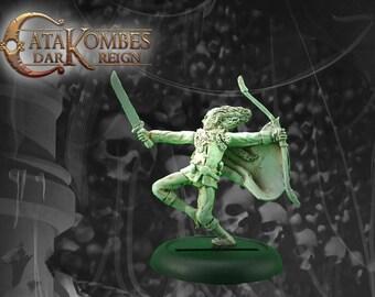 Figurine héros : Feanor l'elfe