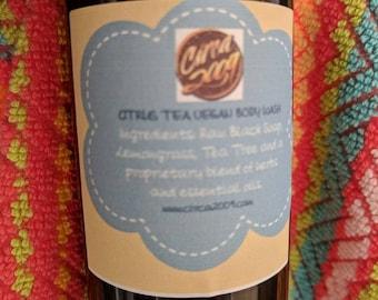 Citrus Tea Body Wash