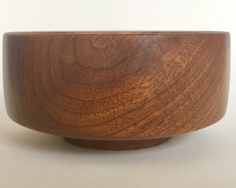 Black Walnut dish