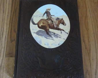 The Cowboys Hardcover Book from Time-Life Books The Old West Cowboy Book