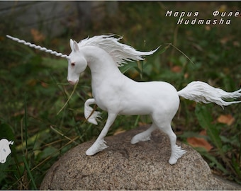 White unicorn white Unicorn