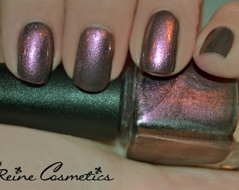 Jewels Of Julia - Purple duochrome Color Shifting Sparkle Nail Polish