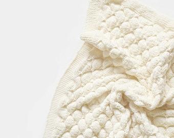 KNITTING PATTERN • Baby Blanket Knitting Patterns • Knitting Patterns for Baby