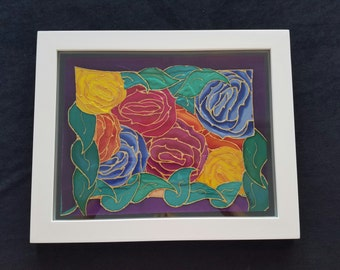 Everything's Coming Up Roses!  Wall hanging
