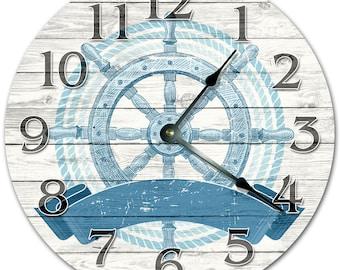 Captivating Ship Clock Face   Etsy Great Ideas