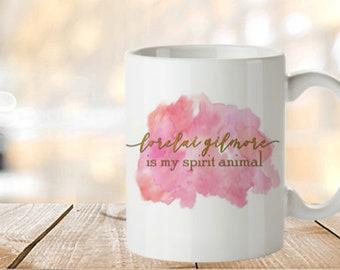 Lorelai Spirit Animal, 11 oz. Mug