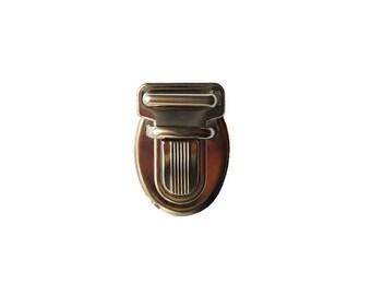 Tuck - clasp - Nickel clasp
