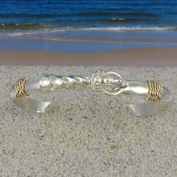 Lighthouse Bracelet Hand Crafted On Cape Cod Of Sterling