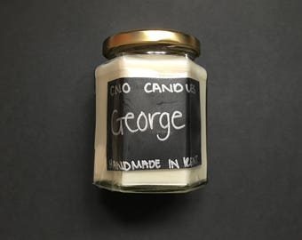 GEORGE Scented Candle