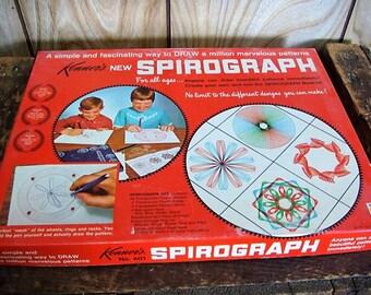 Spirograph #401 Kenner's Spirograph Set