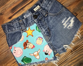 Toy story shorties