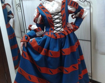 The costume of the Landsknecht