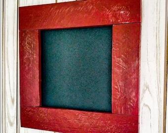 Chalkboard - Chalk board Sign - Chalkboard Sign - Framed Chalkboard - Framed Blackboard - Home Decor - Magnetic - Blackboard - School Sign