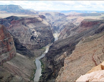Poster, Many Sizes Available; Grand Canyon Toroweap 4