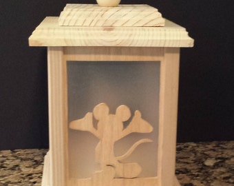 Disney's Handcrafted Mickey and Friends Lantern
