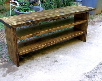 Foyer Bench Shoes : Foyer bench shoe storage with sitting
