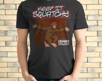 Bigfoot Gift, Bigfoot Shirt, Believe, Sasquatch Shirt, Yeti Shirt, Big Foot Shirt, Cryptozoology, Funny Tee, Folklore Shirt, Myths