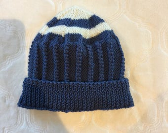 Toddler knitted beanie, toddler wool beanie, toddler beanie, toddler knit hat, wool beanie, boy knit hat, Christmas gift ideas for boys.