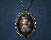 Enchanted pendant with Matylda