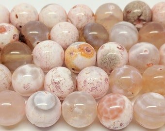 Agate Beads 10mm Beads for Jewelry Making Beads for Bracelets Beads for Necklaces Beads for Earrings Gemstone Beads Jewelry Supplies Beads