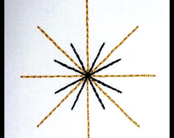 North Star Embroidery Design Star of Bethlehem Embroidery Design Christmas Star Embroidery Add on Embroidery Design Star of David Embroidery