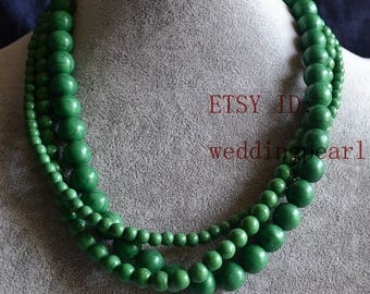 bead graceful green necklace light chinese online beads jade l buy necklaces