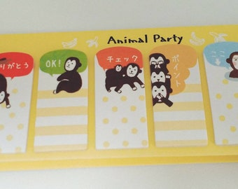 Cute Animal Postit