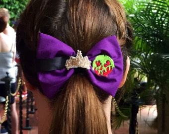 Evil Queen Bow!